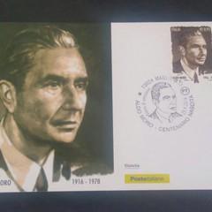 """Aldo Moro: """"1916-2016, Centenario Nascita"""""""