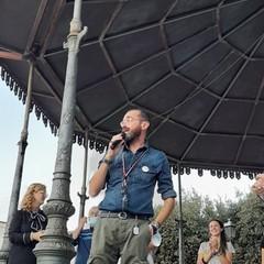 """Canosa: Aldo Patruno  """"Road to Rome 2021"""" - AEVF"""