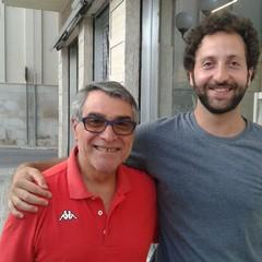 Francesco Allegro e Peppino Liberatore