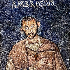 Sant'Ambrogio, Patrono del Corpo Prefettizio
