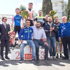 Premiazione Granfondo Città di Andria