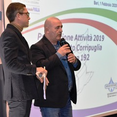 Bari: Angelo Giliberto e Paolo Liuzzi