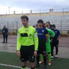 Arbitro: Luca Girardi della Sezione di Bari