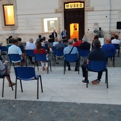 """GEA Convegno  """"Gli Ipogei scomparsi""""  S. Ferdinando di Puglia"""
