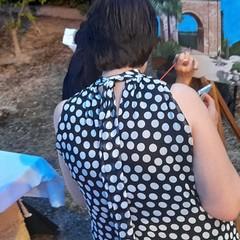 """Arteinessere-Essereinarte"" live painting Canosa di Puglia"