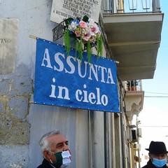 Canosa di Puglia :  Assunta in Cielo Maestro Peppino Di nunno