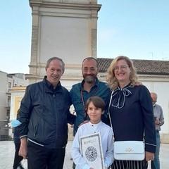 "Canosa: Mons. Bacco- Patruno -Asselta-Accetta   ""Road to Rome 2021"" - AEVF"