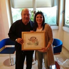 2016 Lino Banfi e Maddalena Strippoli