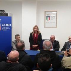 Cecilia D'Angelo,dirigente nazionale del Coni