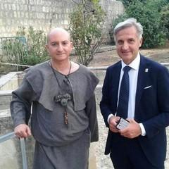 Regista Gianluigi Belsito e dott. Sergio Fontana