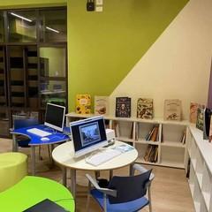 Canosa inaugurazione Biblioteca di Comunità