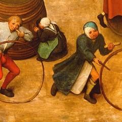 Bruegel Gioco dei fanciulli