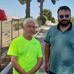 Nino Capobianco ed Elia Marro