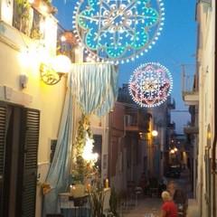 Canosa: la tradizione degli altarini di strada - Via Nicola Nicolini