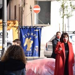 Presidente della Fidapa Canosa, dottoressa Carmelinda Lombardi