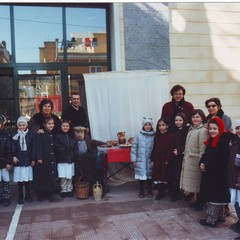 Carnevale: anno scolastico 1999