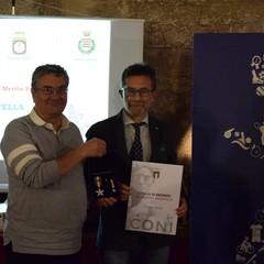 2019 CONI Premiazione Vincenzo Cascella- Barletta