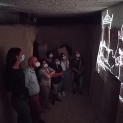 Notte degli ipogei 2021 Canosa Ipogeo del Cerbero