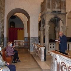 Dott. Sabino Trotta  Presidente dell'U.T.E. Canosa di Puglia