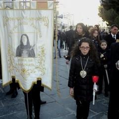 Processione : Chiesa della Passione