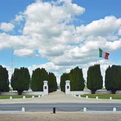 Cimitero Militare  Italiano di Bligny