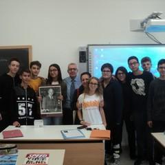 Canosa Liceo E. Fermi Classe 2 C con Prof.ssa Di Nunno Rosanna