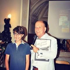 Giuseppe Malcangio con Paolo Pinnelli