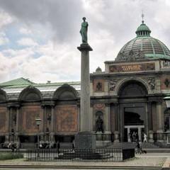 La Colonna Dantesca di Copenaghen