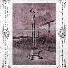 Colonna della Vittoria 1895 Roma