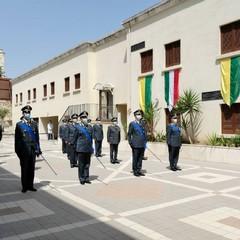 Inaugurazione del Comando Provinciale G.di F. Barletta