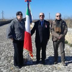 Assessore Sabina Lenoci, Cavaliere Cosimo Sciannamea e Sabino Mazzarella