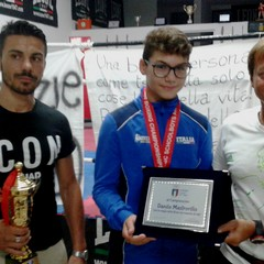 Riccardo Di Palo, Danilo Mastrorillo e Riccardo Piccolo