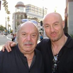 Sandro Coppola e Lino Banfi a Rodeo Drive-Beverly Hills