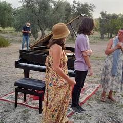 Canosa: La magia del concerto all'alba!