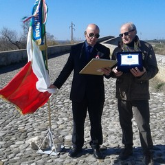 Premiazione ANCRI Savino Mazzarella