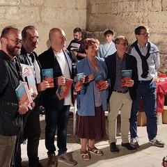 """Paolo Pinnelli  con ospiti presentazione libro """"Canosa si racconta"""""""