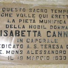 Elisabetta Cannone in Cannone -  Canosa 1930