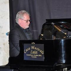 XXI Edizione Premio Diomede M° Roberto Corlianò al pianoforte