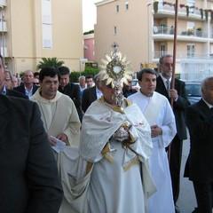 2010 :Processione Corpus Domini