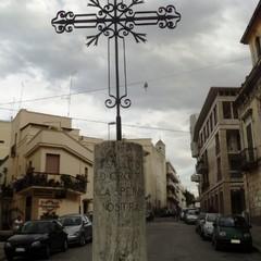 Croce Piazza Ferrara -Canosa