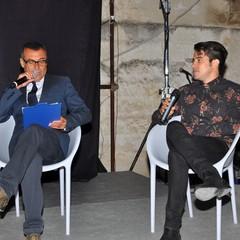 Mauro Dal Sogno e Piskv  Premio Diomede Speciale Giovani