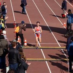 Dario Santoro dell'A.S.D. Daunia Running