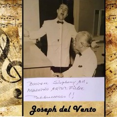 Giuseppe Del Vento, la voce d'oro d'Italia