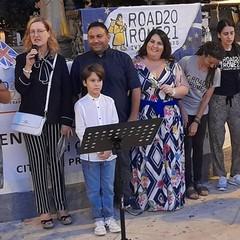 """Canosa: Lorenzo Accetta  """"Road to Rome 2021"""" - AEVF"""