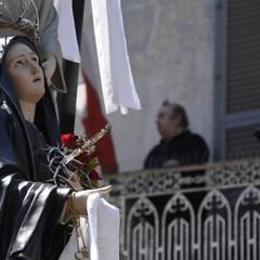 Desolata Canosa di Puglia  I riti della Settimana Santa