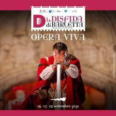 """Barletta Disfida opera viva"" 2021"