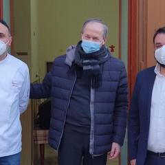 Domenico Granito Don Felice Bacco e Elia Marro