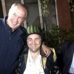 Don Felice Bacco,  Clemente e Nunzio Valentino