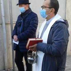 Canosa di Puglia :  Don Michele Malcangio e Don Felice Bacco