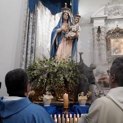 2020 Pellegrinaggio al Santuario Maria SS. della Vetrana Don Nicola Caputo